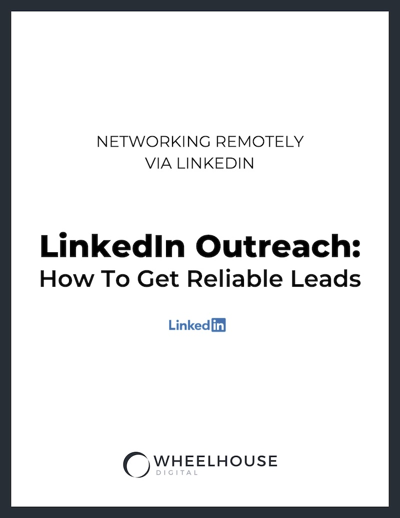 Guide on how to network remotely via LinkedIn